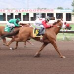 Fastest Qualifier Cristom Draws Post 3 for $245,632 New Mexico State Fair Quarter Horse Derby